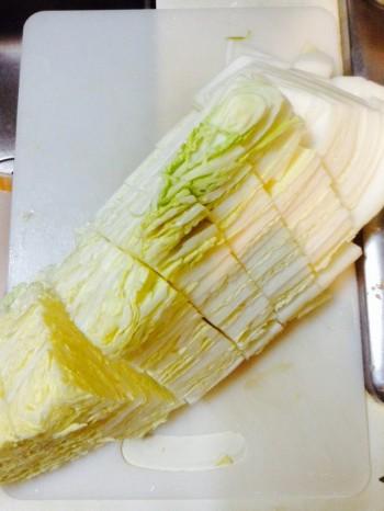 白菜LOVE。飲み干す極旨レンコン砂肝鶏つみれ団子(糖質18.6g)