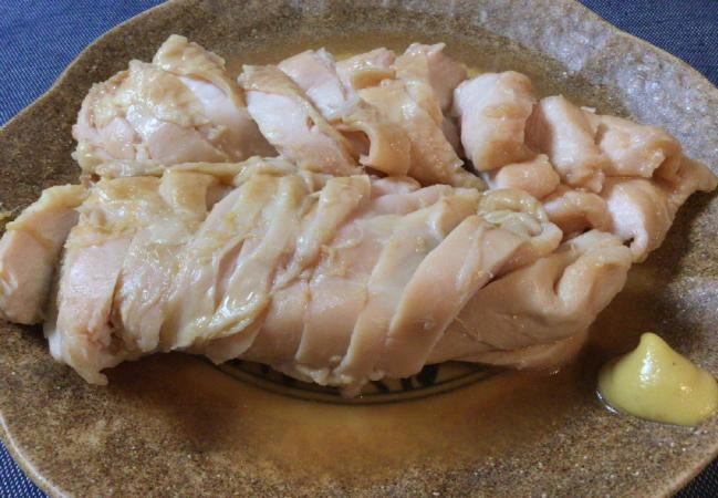 柔らか旨い鶏むね肉の極上冷温ジップロック煮はいかが?(糖質制限)