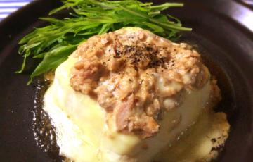 わずか3分。レンチンマヨチーズ豆腐の組み合わせは自由自在(糖質制限おつまみ)