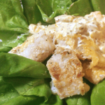 野菜好き集合。薄味が沁みるタラの山椒タルタル(糖質7.1g)