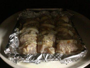 絶品簡単・鶏むね肉のマヨマスタード