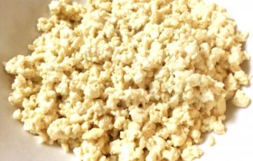 1食分糖質3.6g。おかずが加速する良質ソイライスの簡単な作り方(写真付き)