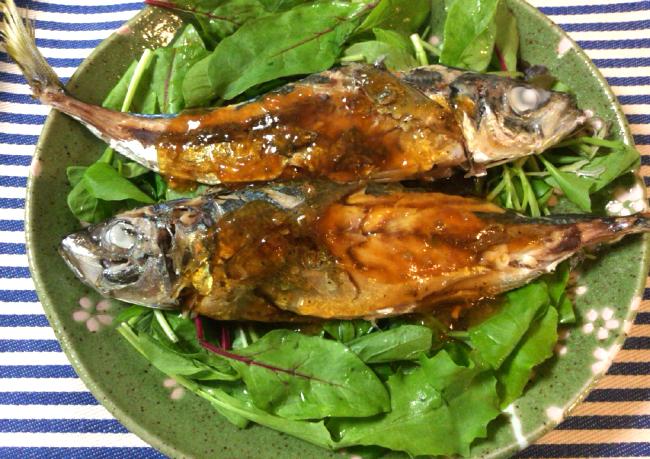 美味なるシーズン。ふっくら鯵とゆず胡椒ぽん酢ソース(糖質4.6g)