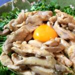 居酒屋レシピ最高。柔らか鶏ももに染み込む山葵ぽん酢(糖質8.6g)
