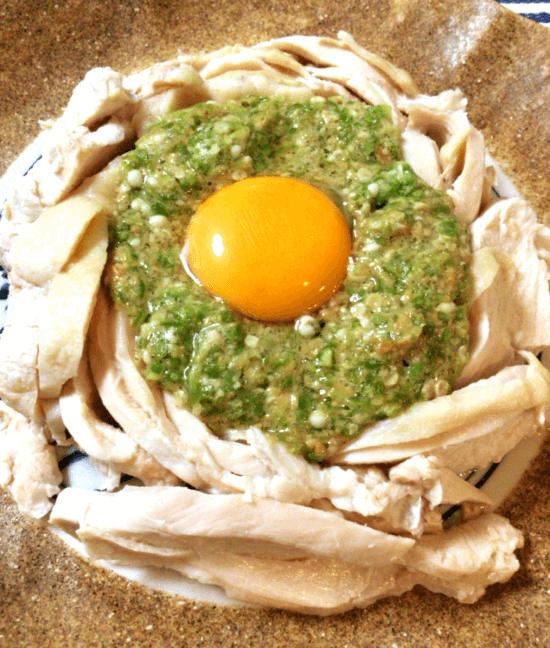 スタミナ足りてる?柔らか蒸し鶏のオクラぽん酢(糖質5.3g)