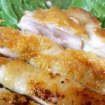 なに付けて食べる?カリカリジューシー鶏の簡単な作り方(画像付き)