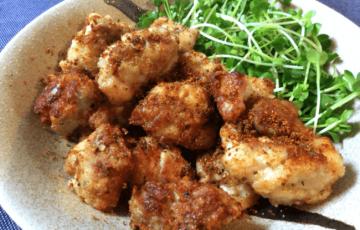 大好きKFC。自宅15分の鶏もも絶品スパイシー香味チキン(糖質14.8g)