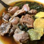 超素材の旨み。柔らか山椒砂肝の炊飯ジップロックは和の大人飲み。(糖質4.1g)