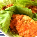 腹ペコ推奨。絶品トマトジンジャーチーズの肉汁チキン菜摘(糖質7.3g)