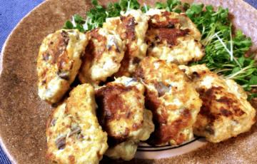沢山できるよ。お弁当にはカレーカマンベールナス鶏つくね(糖質5.3g)