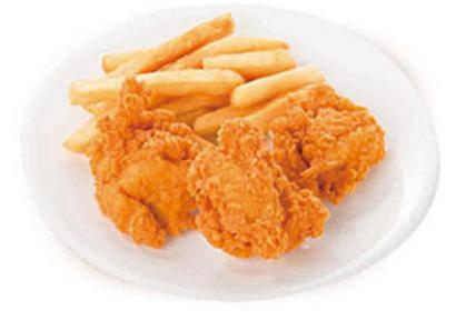 ケンタの鶏とろ(限定店舗)