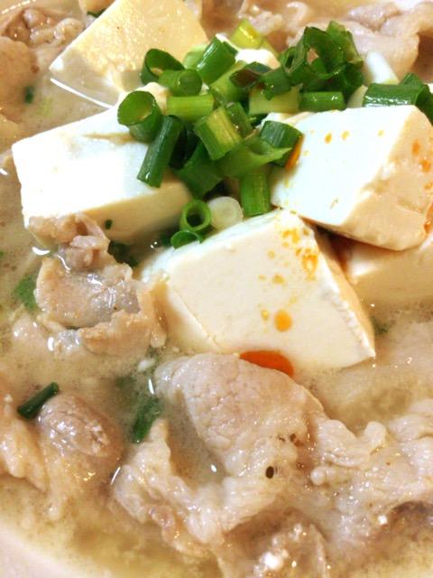 豚バラ豆腐チゲ 2017-03-09 18 14 41