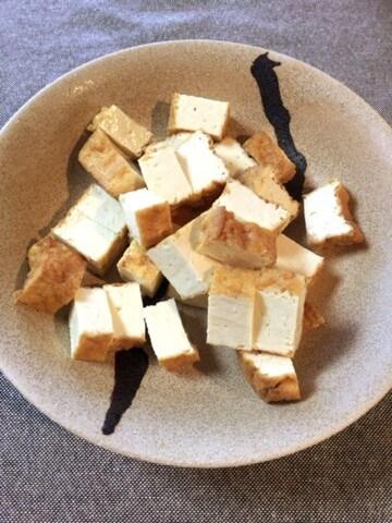 ツナ厚揚げの濃厚クリチオーロラシチュー(糖質3.5g)