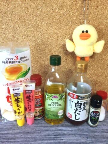 副菜かつ主役。白だしオイスターの汁旨ふんわり豆腐ニラ玉(糖質4.2g)