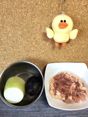 アボカドおろしのコンソメ醤油チキン(糖質3.4g)