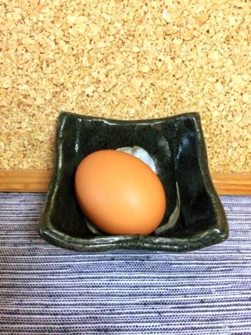 砂肝ゴママヨの黄身コンビーフ風(糖質5.3g)
