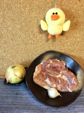 オニオンチキンの柔らか黒胡椒煮ステーキ(糖質5.2g)