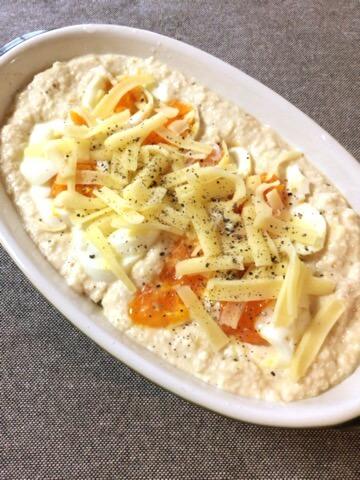 和ってすごいね。サバ水煮の味噌コンソメチーズグラタン(糖質4.3g)
