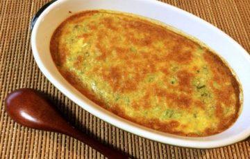 濃い旨みを発掘。マヨ納豆のコンソメチーズ焼きオムレツ(糖質3.7g)