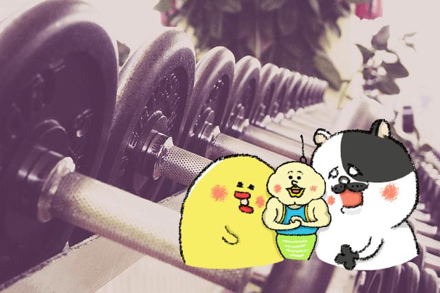 ダイエット雑談第62回 満たせ収集魂☆集めろ筋トレフィギュア!
