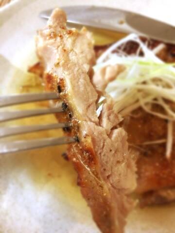 美味なる肉汁の山椒一味塩麹チキンステーキ(糖質6.4g)