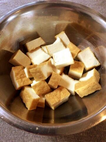 トロリ玉子の濃厚オーロラ海老チリ厚揚げ(糖質4.3g)