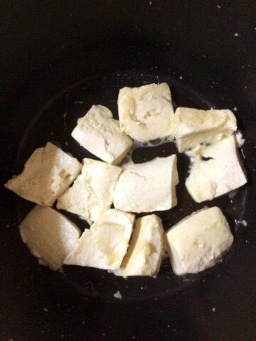 音速コンソメだしカレーのトマトチーズ豆腐