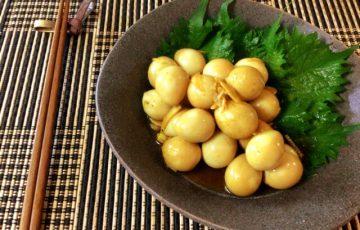 ウルトラ簡単。100個イケる味わいカレー酢醤油ウズラ漬け(糖質5.1g)