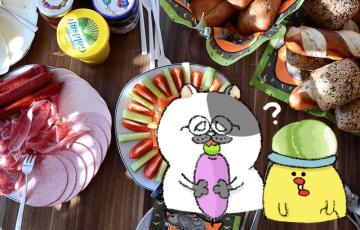 ローカボ調査日誌(47) 取りすぎ注意!飲み会の食物繊維の大量摂取!