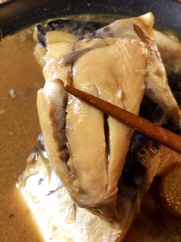 脂トロ炊飯サバグリーンカレー味噌煮