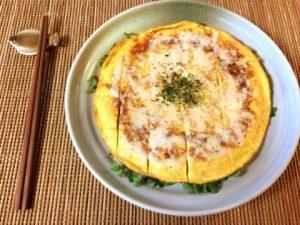 絶品ツナチーズのモダン風マヨポンチヂミ