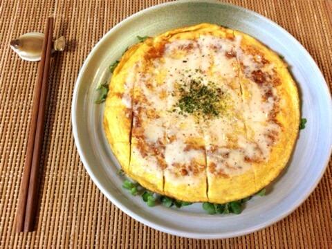 絶品ツナチーズの迅速マヨポンチヂミ