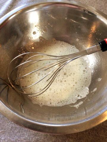 激ふわカマンベールのカレーズッキーニ焼き