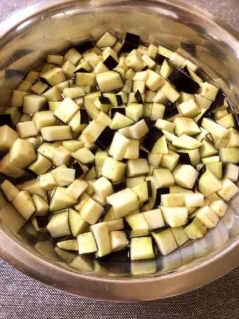 食欲崩壊☆茄子味噌カレー煮込みスンドゥブ
