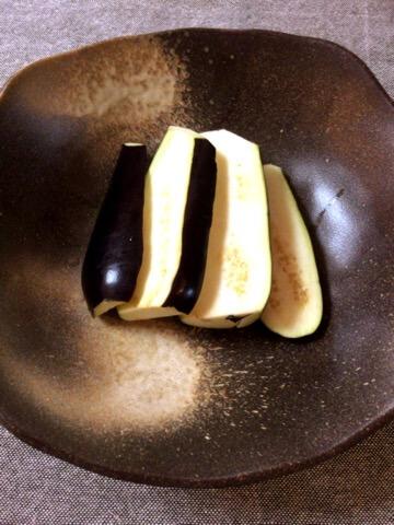 サバ缶黒酢のこだわり無限ナス常備菜