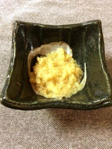 激沁み厚揚げの絶品生姜蜂蜜カレー煮物