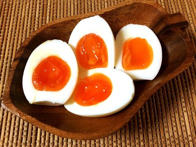 お鍋で10分!超簡単なとろとろ半熟卵の作り方(写真付き)