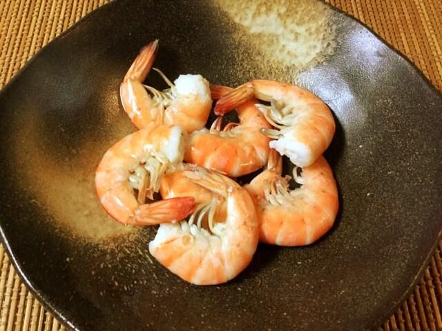 シュリンプカクテルにも!激ぷり海老の剥きやすい簡単な茹で方