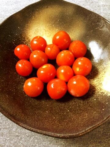 甘味溢れる厚揚げ豆乳トマトおでん