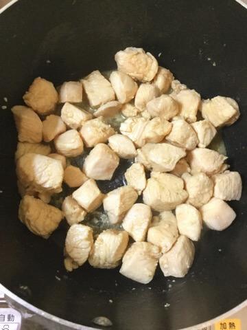 醤油塩麹の低温むね肉&濃厚紅タルタル