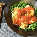 鶏いつも謝謝。トマト味噌マスタードの絶品MECチキンボール(糖質4.2g)