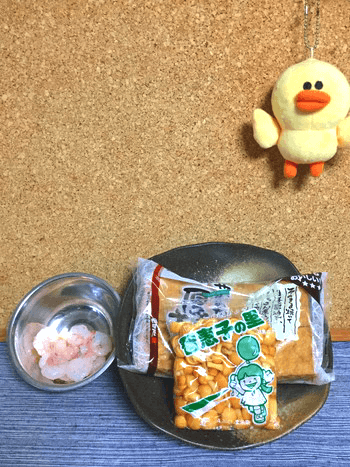 厚揚げ海鮮オイスターあんかけ炒め