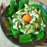 未知の美味しさ。時短茹で鶏の柚子胡椒マスタードドレッシング(糖質3.5g)