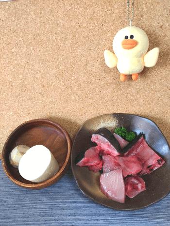 激楽絶品ブリアラおろし生姜マスタード煮つけ