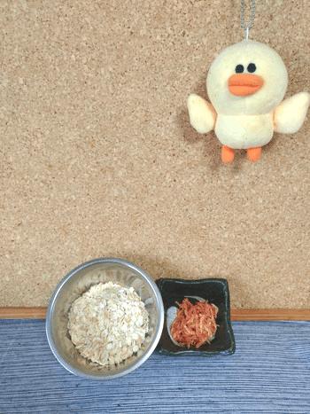 激サクオートミールチーズ海老煎餅