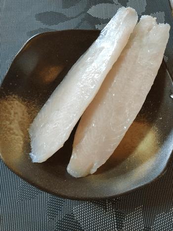 茗荷白身のフワシャキとろろ昆布柚子胡椒