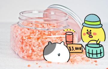 ローカボ調査日誌(97) これって良い塩?悪い塩?抜群体内改善!(中編)