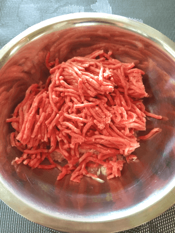 モズクおろし梅柚子胡椒のかさまし凝縮バーグ