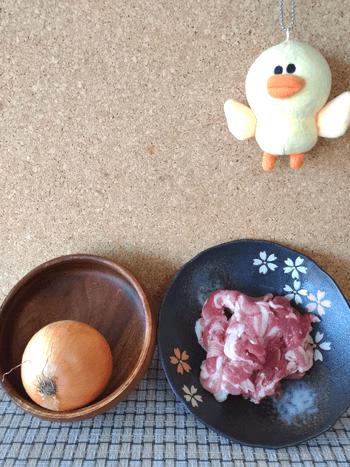 絶品トロトロバターポン酢豚オニオン黒胡椒炒め
