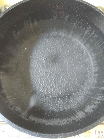 豆板醤ネギ酢醤油の柔らか鶏レタス